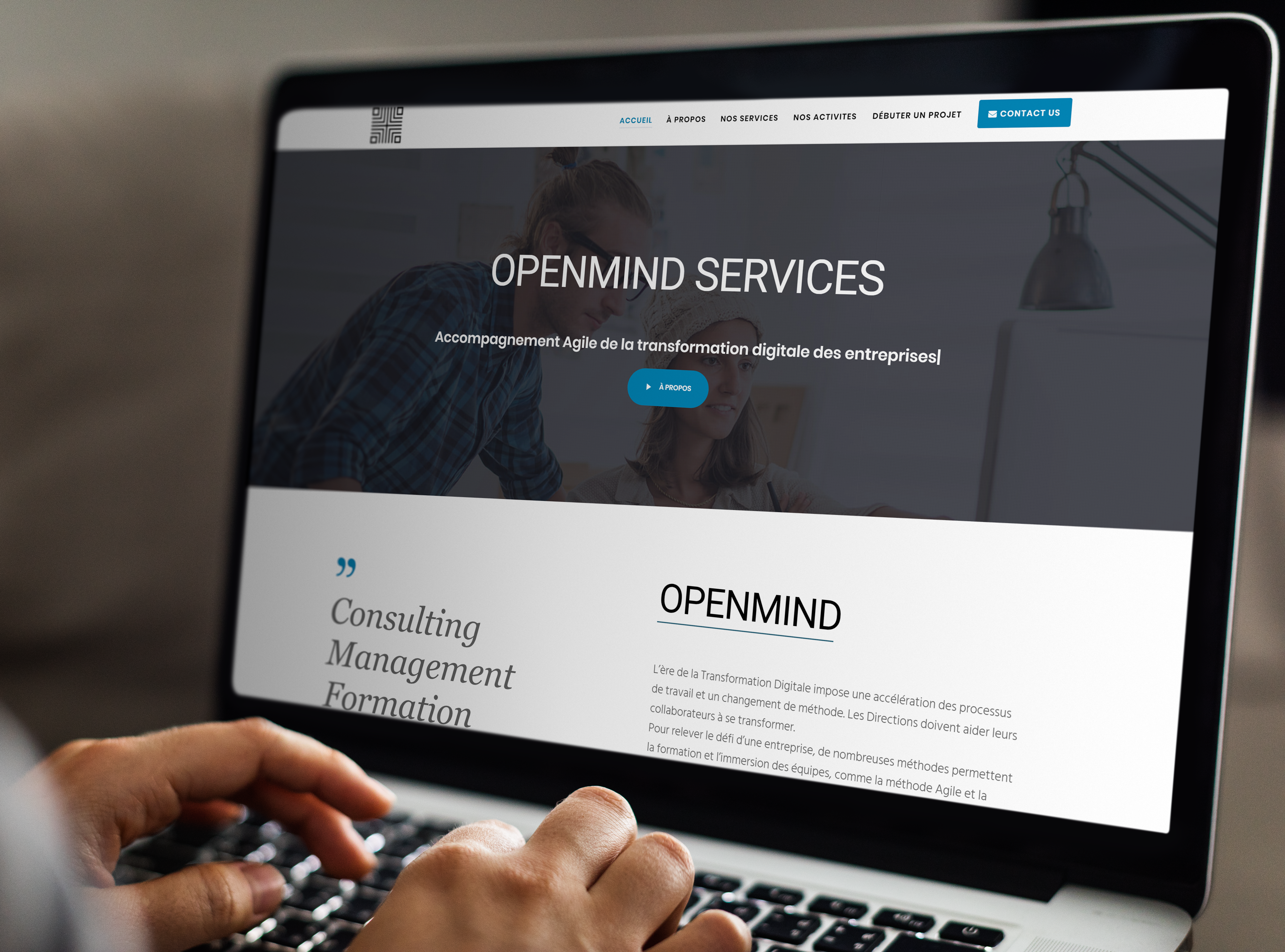 OpenMind Services